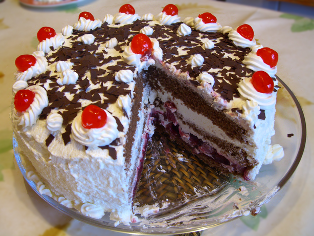 Black Forest gateau20